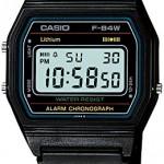 腕時計買う!CASIO F-84W-1 ¥906