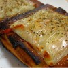 カルボナーラトースト、作ってみた