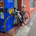自転車でコーヒーを淹れに行く!
