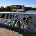 多摩湖と武蔵野うどん練