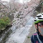 恩田川で桜吹雪の中走る、そしてIKEAでブルートゥーススピーカーENEBY