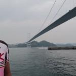 自転車と原付でしか行けない「馬島」へ。しまなみ海道二回目