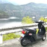 マルトモ水産へバイクで。そして石鎚山へ。