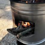 焚き火缶の火遊びは普段使いで楽しい!tab.缶ストーブ